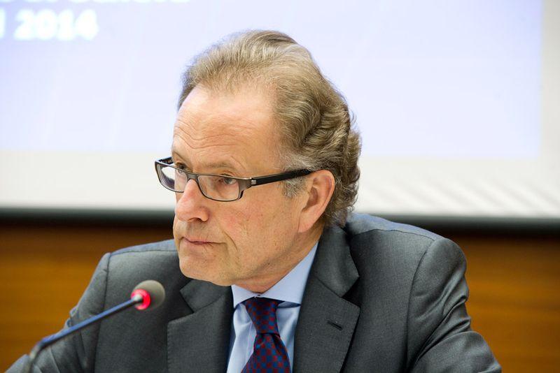 Michael Moller UN Geneva