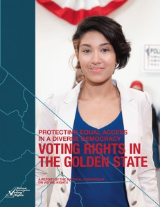 NCVR Voting Rights Report