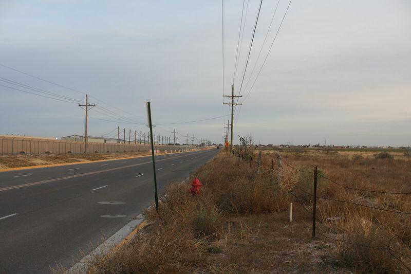 Across From Artesia New MexicoFLETC Scrub