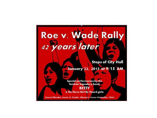 Roe Rally