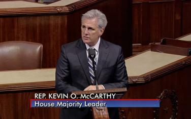 Water bill floor speech