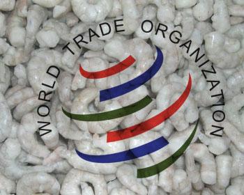 Vietnam WTO Shrimp