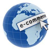 Ecommerce globe