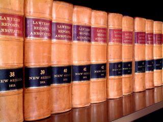 Law Books Small