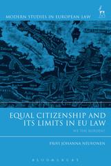 Equal citizenship