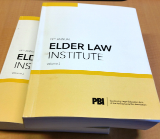 19th Pennsylvania Elder Law Institute