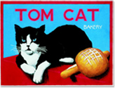 Tom-cat-logo
