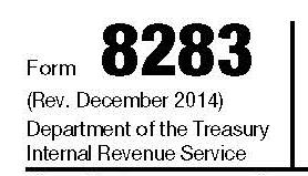 Form 8283