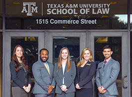 TAMU Law Students