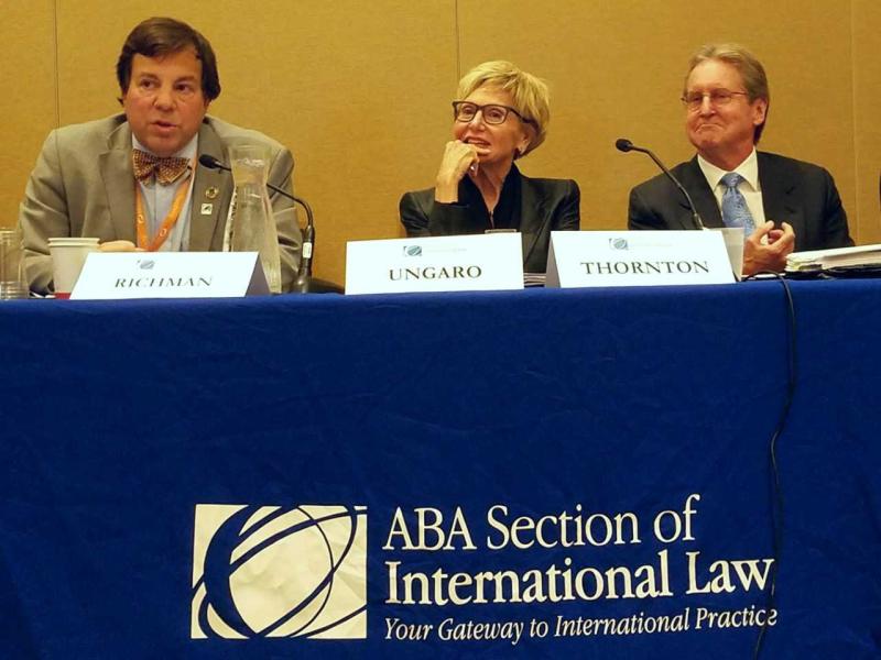 Judicial Panel ABA Miami