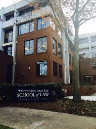 Washington and Lee Law School