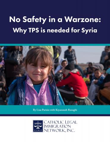 Syria CLINIC report