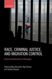 Race crim justice book