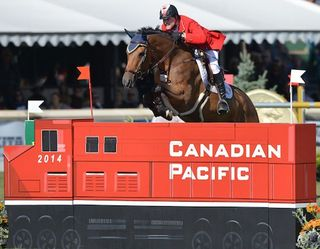 Ian Millar, Age 67, Wins at Spruce Meadows