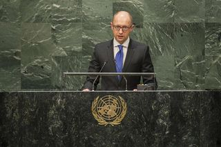 Ukraine at UN