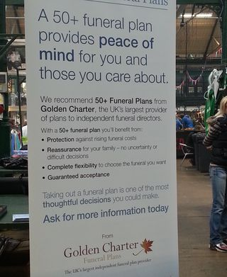 St. George's Market Your Funeral Plan
