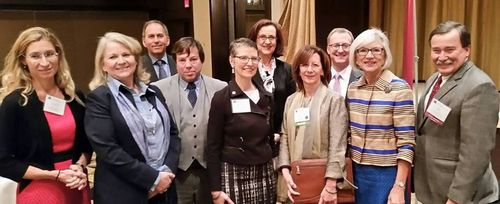 Chief Justice of Canada and Bar Leaders