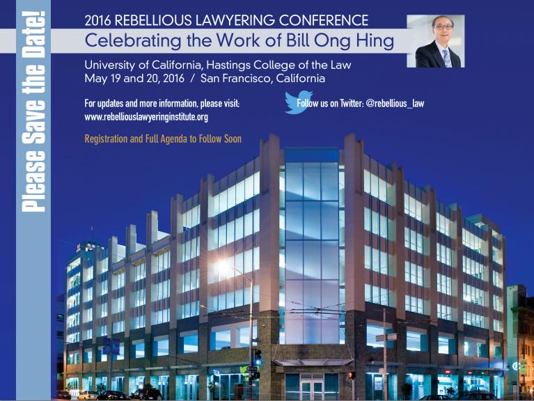 Rebellious lawyering
