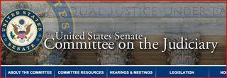 Us judiciary senate committee