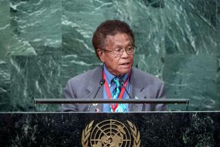 Caleb Otto Palau UN