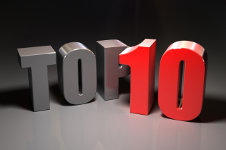 Top-10 Block Letters