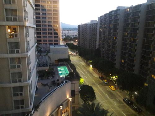 KCON XII Hotel Morning