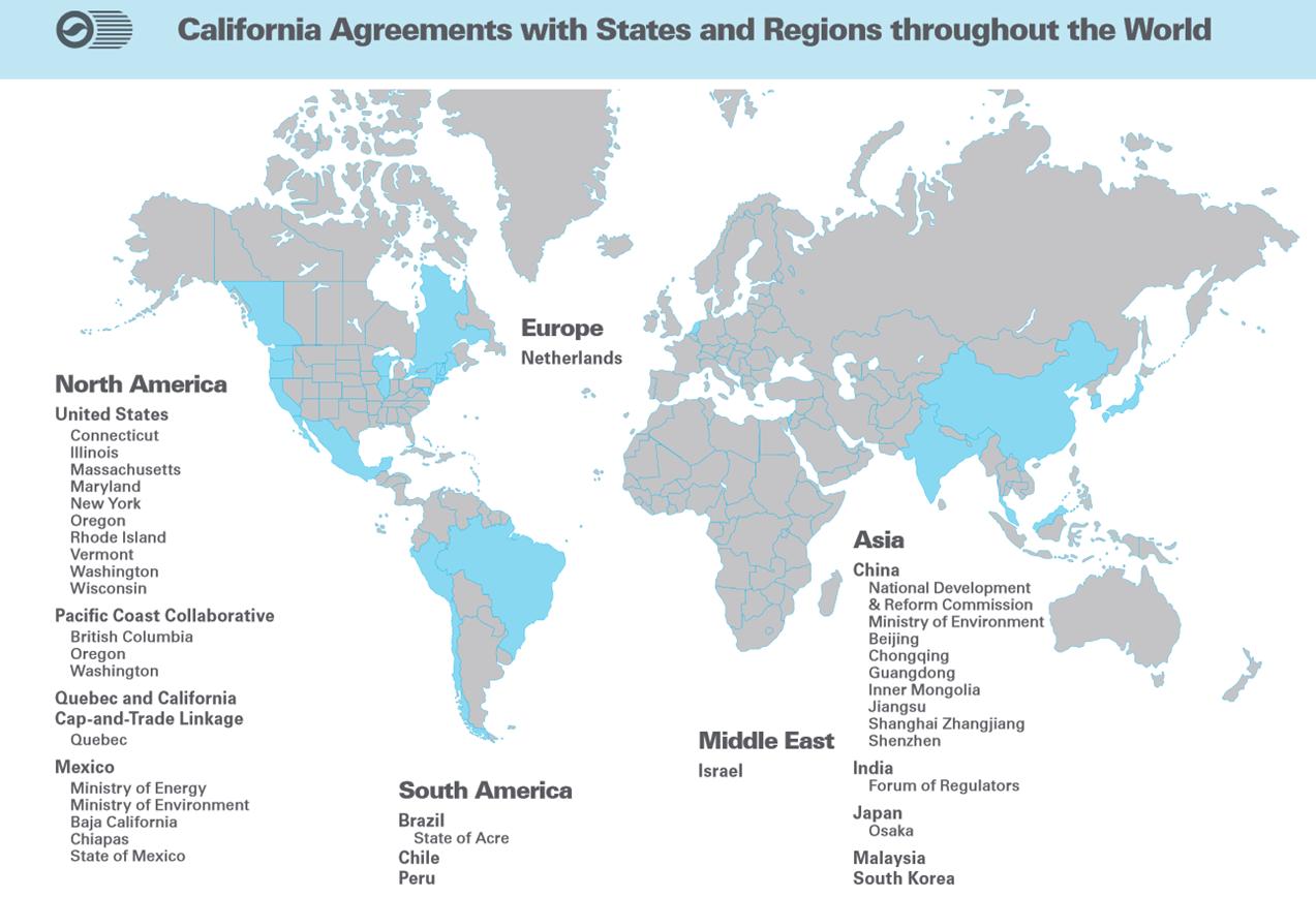 Environmental Law Prof Blog - United states district court jurisdiction map