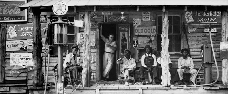 Crossroads-General-Store -North-Carolina -1938