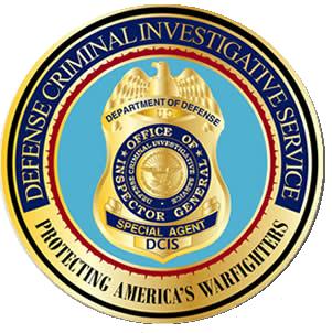 Defense Dept Crim Investigations