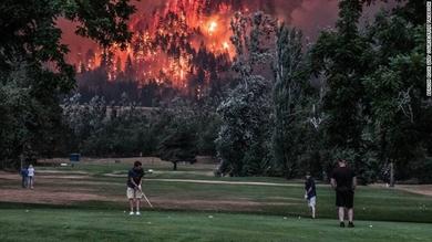 Resize golf