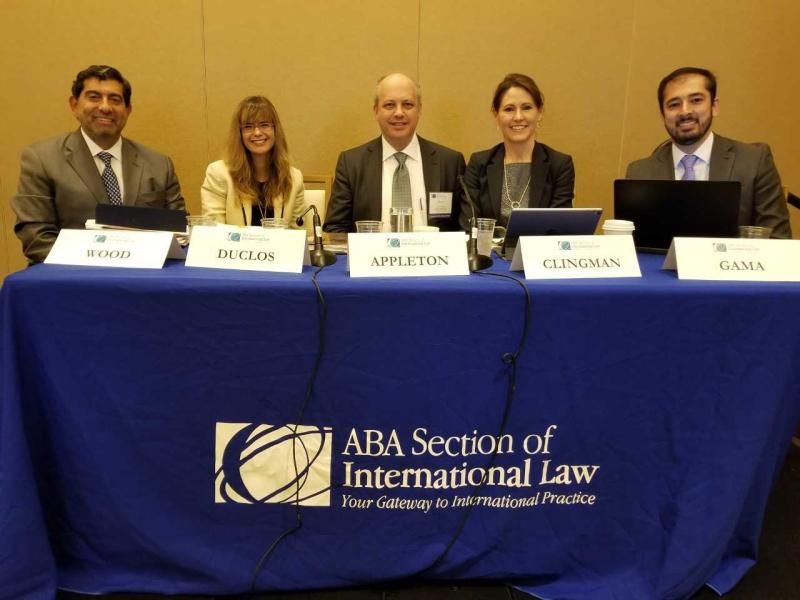 ABA-SIL Arbitration