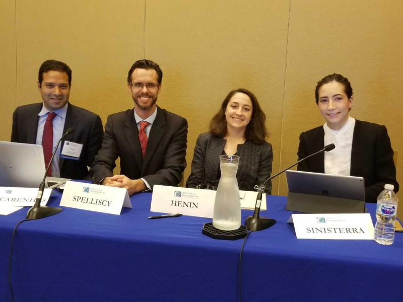 Investment Arbitration ABA-SIL Miami