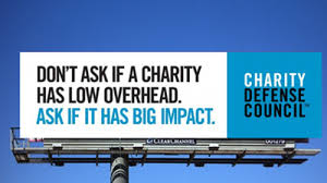 Charity Defense Council Billboards