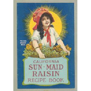 Sunmaid-recipe-books