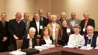 State Chapter Representatives at NaCCRA Meeting October 2015