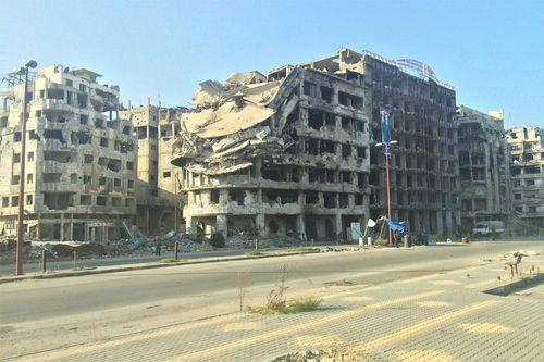 Homs, Syria