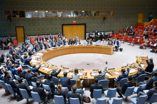 UN Security Council Resolution 2309