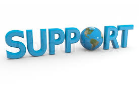 Support pic earth