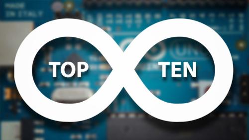 Top Ten Infinity