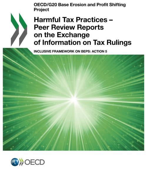 OECD APA Sharing Reports