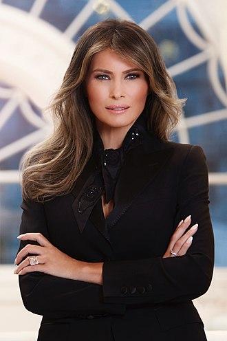 330px-Melania_Trump_Official_Portrait