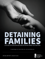 Detaining families