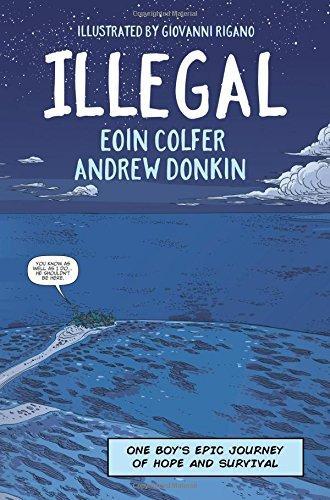 Eoin colfer illegal