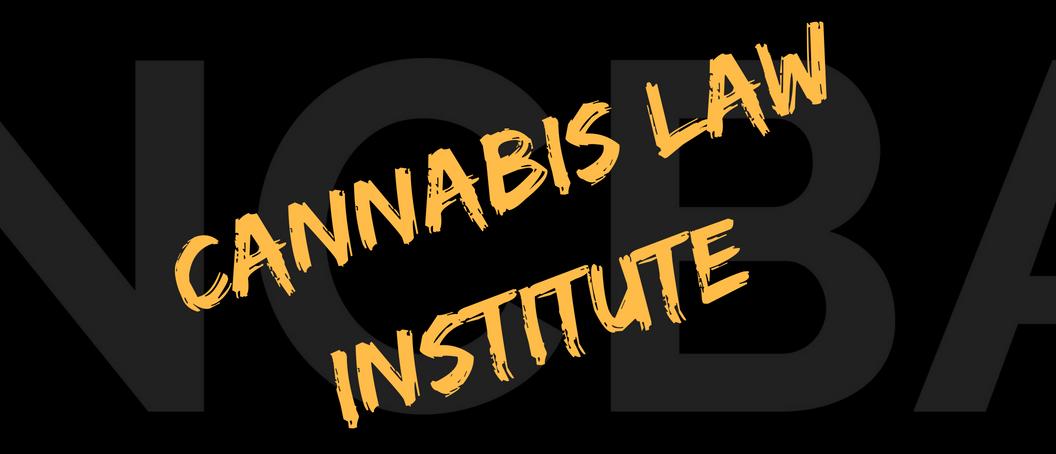 Cannabis Law Prof Blog