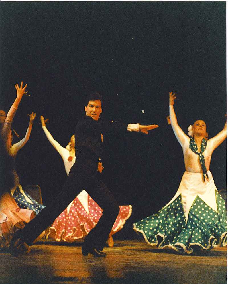 Calleros Flamenco 1980s