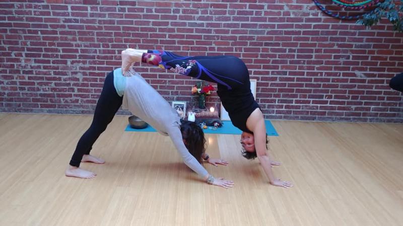 Yoga(Me&Jordan)