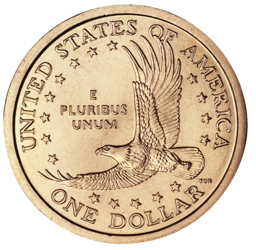 United_States_one_dollar_coin _reverse