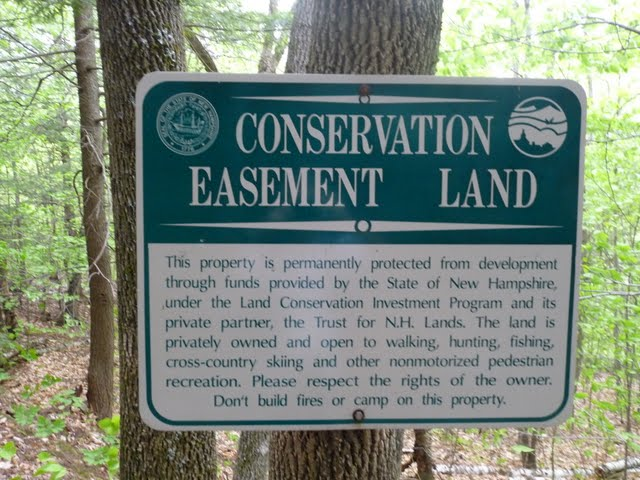 Conservation easement