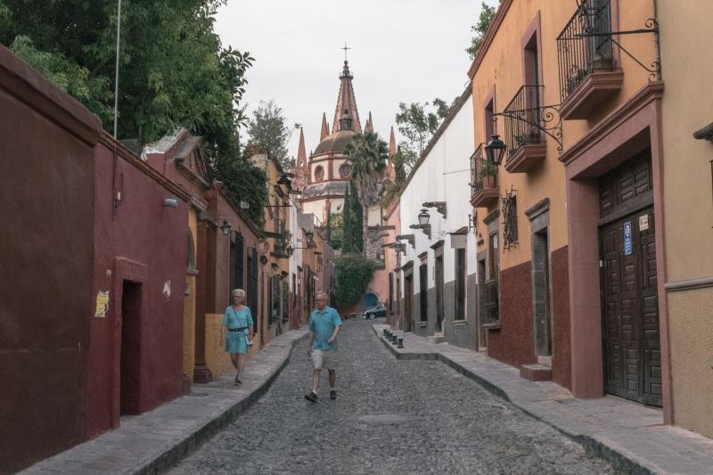 American in San Miguel
