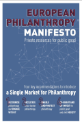 European Philanthropy Manifesto